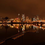 Portland Skyline, Lee Moore (Photography)