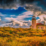 Coquille River Light House, Lee Moore (Photography)