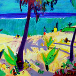 La Playa del Doctor by Manel Anoro