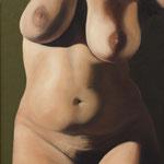 Barbados Pearl No. 4  oil on canvas  18 x 36  $3000