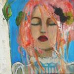 Truths 12x12 $250 acrylic on canvas