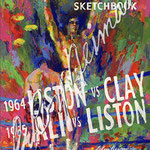 The LeRoy Neiman Sketchbook: 1964 Liston vs. Clay, 1965 Ali vs. Liston sketchbook. $1500