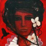 Life 16x16 $400 acrylic on canvas