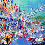 LeMans Grand Prix d'Endurance 28x38 $5250 serigraph