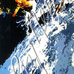 Ski Slope 25 7/8x11.25 $3150 serigraph