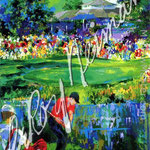 Valhalla PGA Championship 2000 34.5x28.25 $6300 serigraph