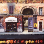 """Frutti Di Napoli (Serigraph) 36 x 36"""""""