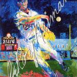 Cal Ripken 35x28.75 $5775 serigraph