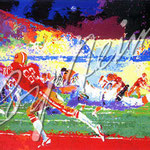 Super Play 20.75x38 $7875 serigraph