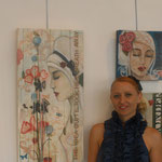 Teresa Magel with Lingering Onward Dreamily