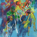 Jazz Horns 28x21 $4200 serigraph