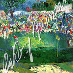 Bethpage Black Course 2002 US Open 35.25x28 $4400 serigraph