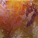 Masterful Exuberance by Aaron Colemen, 15x60, $1000