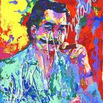The Artist - LeRoy Neiman 12.5x11.5 $3675 serigraph