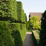jardin domaine Le Chatel, Beaulieu -en-Argonne, Meuse , Lorraine