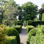 jardin domaine Le Chatel, Beaulieu-en-Argonne, Meuse