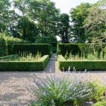 jardin gîtes Koetshuis et Maison Blanche à Beaulieu-en-Argonne
