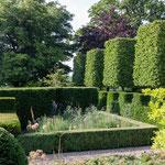 jardin gîtes Koetshuis et Maison Blanche, Beaulieu-en-Argonne,Meuse