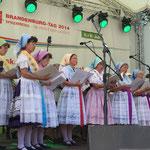 Spremberg 5.7.2014  Brandenburg-Tag