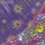 「downpour」ギャラリーイントラート「雨のとき」展他出展 木パネルにアクリルガッシュ 220mm×220mm(S1) 2011年6月