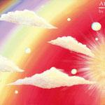 OG&Ame sol town band 「Sol」CDジャケット用イラストレーション キャンバスにアクリルガッシュ、410×242mm(M6) 2013年8月