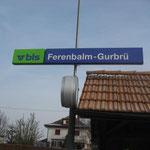 BLS Bahnhof Ferenbalm-Gurbrü, IG Bahnhof Ferenbalm-Gurbrü, Erhalt der Station, Bahnstation soll aufgehoben werden