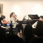 第3回 ピアノ&ヴァイオリン合同発表会 講師演奏