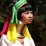 Padaungfrau in Nordthailand