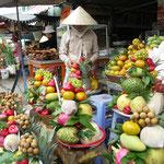 Markt in Saigon
