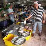 Markt in Malaysia
