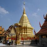 Wat Doi Suthep (Chiang Mai, Thailand)