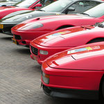 Ferrari Testarossa + F355 + 550 Maranello + F430 + 348 TS + 456