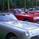 Ferrari 250 GT PF Coupe + 250 GT PF Coupe + 250 GT SWB + 246 GT Dino + 250 GT Lusso + 365 GTB-4 Daytona + 250 GT Lusso + 365 GT 2+2