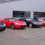 Ferrari 599 GTB Fiorano (3x) + California + 430 Scuderia Spyder 16M