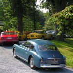 Ferrari 195 Inter Ghia + 365 GTB Daytona + 246 GT Dino + 250 GT Lusso + 365 GTC