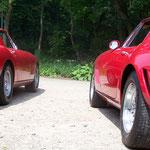 Ferrari  275 GTB-4 + 275 GTB Competizione