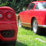 Ferrari  360 Spyder +  250 GT Boano