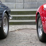 Ferrari 330 GTC + 250 GT SWB