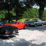 Ferrari 330 GTC + 250 LM + 365 GT 2+2 + 250 GT Lusso