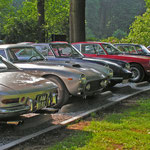 Ferrari 330 GTC + 250 GT SWB + 330 GT 2+2 + 330 GT 2+2 + 250 GTE