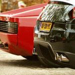 Ferrari 599 GTB Fiorano + 512 TR