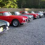 Ferrari 250 GT Europa + 250 GT Boano (2x) + 250 GT PF Coupé (2x) + 250 GTE (3x) + 250 GT SWB