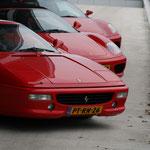 Ferrari F355 + 360 Spyder + F430 Spyder
