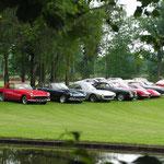 Ferrari 250 GT PF Coupe + 330 GT 2+2 series II + 250 GT Lusso + 365 GT 2+2 + Dino 246 GT + 250 GT Europa +195 Inter Ghia + 365 GTB-4 Daytona