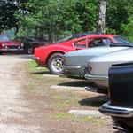 Ferrari 246 GT Dino + 330 GT 2+2 + 330 GTS + 246 GT Dino + 250 GT Lusso + Mondial + 250 GTE
