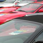 Ferrari F430 Spyder + 250 GT PF Cabrio Serie II + 512 TR + F355 + 612 Scaglietti + 330 GT 2+2