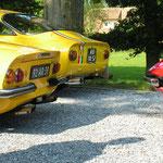 Ferrari Dino 246 GT + 250 GT Lusso Competizione + 365 GTB-4 Daytona