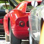 Ferrari 365 GT 2+2 + 250 LM + 330 GT 2+2