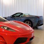 Ferrari 430 Scuderia + California