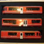 Rhätische Bahn/ Nitrolackfarbe glanz